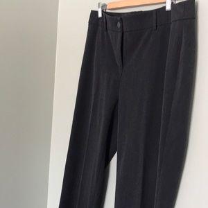 Hilary Radley Gray dress pants